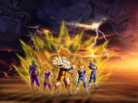 Dragon Ball Z-Gods: Walppapers DBZ