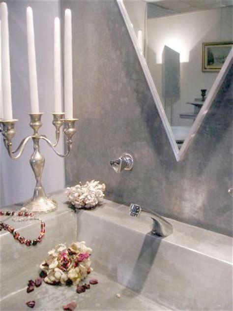 table de travail cuisine création de mobiliers en zinc salle de bain évier lavabo