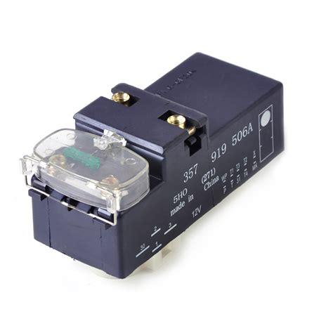 fan control module vw jetta 110826 topran relay radiator fan castor auto parts