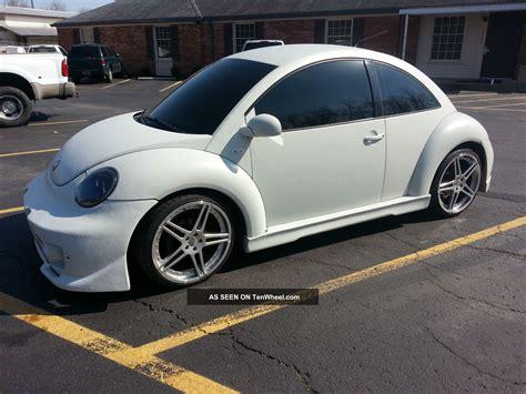 2001 Volkswagen Beetle Tdi Turbocharged Diesel