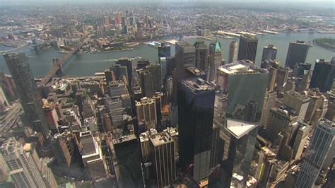 Freedom Tower Observation Deck by Stunning View From The Freedom Tower S Observatory Deck