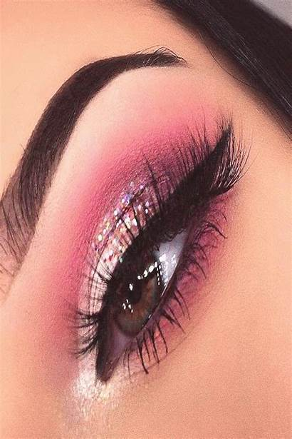 Makeup Looks Eye Nailvisions Glitter Mascara