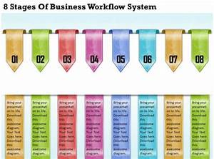 1213 Business Ppt Diagram 8 Stages Of Business Workflow