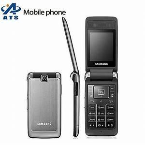 Original Samsung S3600 Flip Mobile Phones Gsm Unlocked 1 3