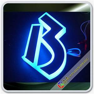 China led acrylic letters china led acrylic letters led for Acrylic letters with led