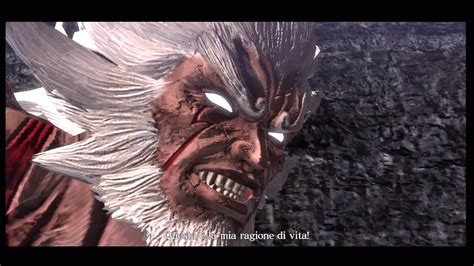 Asuras Wrath The Most Epic Battle Ever Youtube