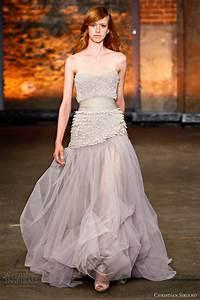 christian siriano spring 2012 wedding inspirasi With christian siriano wedding dress