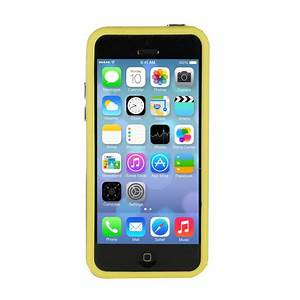 GENx Bumper Case for Apple iPhone 5C - Yellow :: MobileZap ...