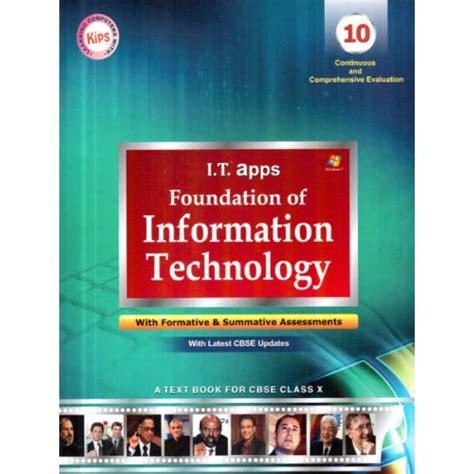 kips  apps foundation  information technology