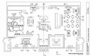Hotel Design Development Drawings (AutoCAD
