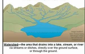 What Are The Differences Between Catchment Area  River Basin  Watershed  Command Area  Drainage