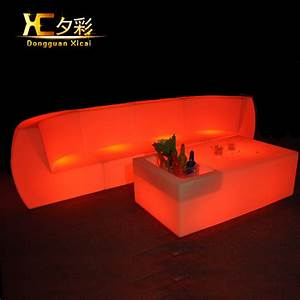 Couch Led : led living room furniture luminous bar couch color ~ Pilothousefishingboats.com Haus und Dekorationen