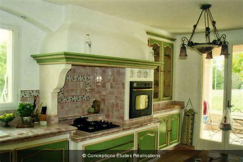 construire une hotte de cuisine hotte cuisine 39 39 provençale 39 39