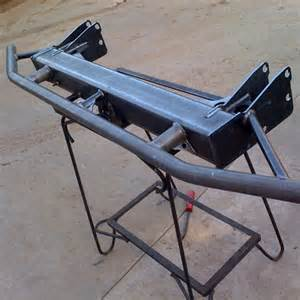 steel bumpers for dodge ram thuren diy rear bumper weld brackets 2003 2013 bumper