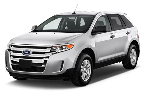 2012 Ford Edge Reviews And Rating