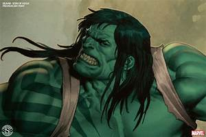 Marvel Skaar Son of Hulk Premium Art Print by Sideshow ...