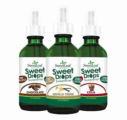 Stevia Drops Sweetener Zero Calorie Sweet Liquid