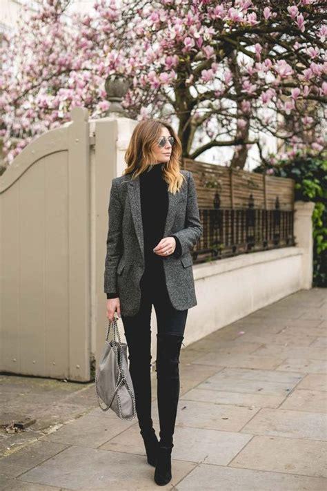 10 Outfits de invierno para la oficina que te encantaru00e1n - Mujer de 10