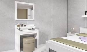 Coiffeuse Pour Chambre : coiffeuse pour chambre coucher groupon ~ Teatrodelosmanantiales.com Idées de Décoration