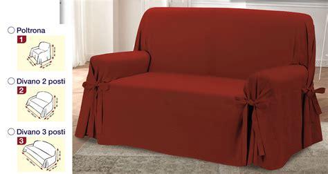 Copridivano 2 Posti Ebay : Copridivano 3 Misure Jacquard Rosso Copripoltrona Laccetti