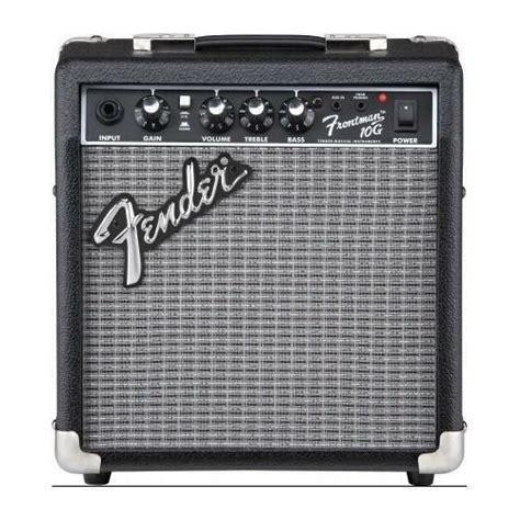 New Frontman Electric Guitar Amplifier Amp Speaker Fender