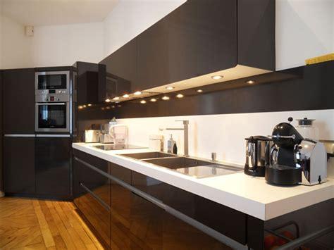 disposition cuisine une cuisine ouverte et fonctionnelle inspiration cuisine