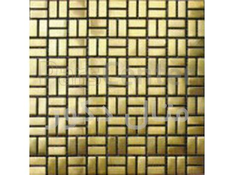 متال دکور کاشی استیل ms 1099
