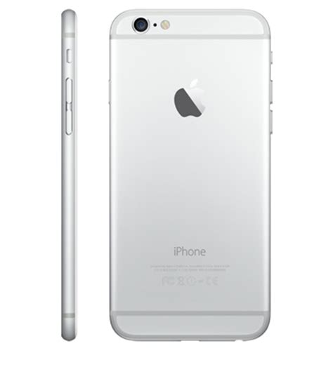 silver iphone apple iphone 6 16gb silver pay monthly media