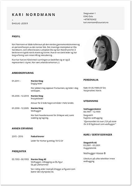 Contoh Curriculum Vitae In English Design Resume Template Makeup