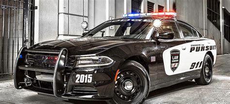 Polizei Stoppt Dodge Challenger by Neue Dodge Charger Pursuit F 252 R Die Polizei In Den Usa