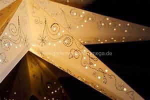Papierstern Mit Beleuchtung : beleuchteter papierstern wei perforiert beleuchteter ~ Watch28wear.com Haus und Dekorationen