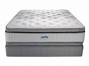 V9 pillowtop mattress double sided verlo mattress for Dual pillow top mattress