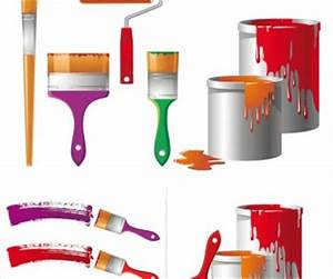 Paint buckets vector | Clipart Panda - Free Clipart Images