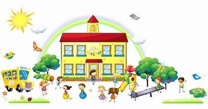 Kindergarten Pre Preschool Clipart Melody Animation Transparent