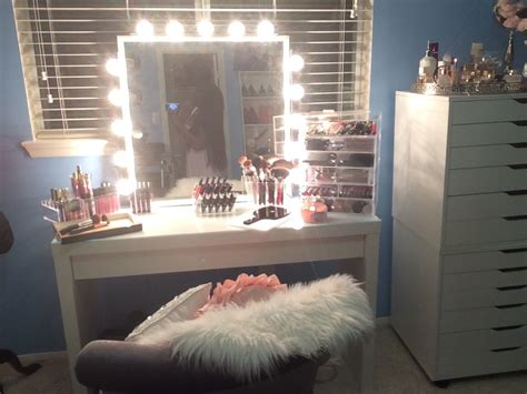 Diy Vanity Table With Mirror by Diy Vanity Inspired Mirror 2015 Easy