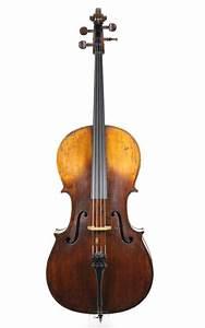 Historic Klingenthal Cello   Unknown