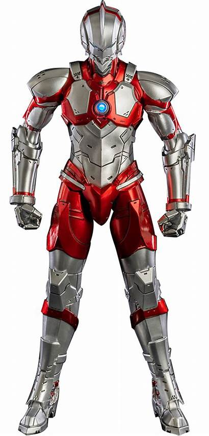 Ultraman Anime Suit Version Figure Action Threezero