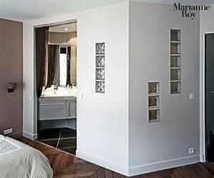 Cloison Brique De Verre : id e motif briques de verre d co appart pinterest ~ Dailycaller-alerts.com Idées de Décoration