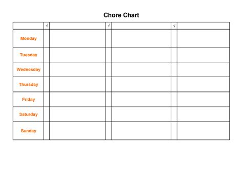 House Chart Template by Best Photos Of Charts And Graphs Templates Free Blank