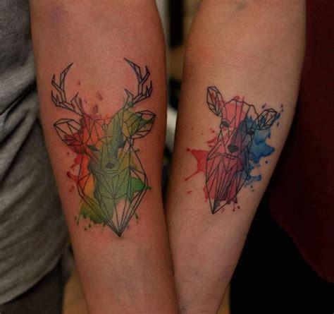creative couple tattoos  celebrate loves eternal bond