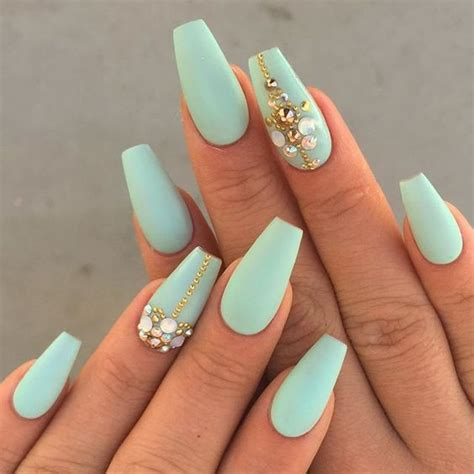 Top 100 Matte Nail Art Designs