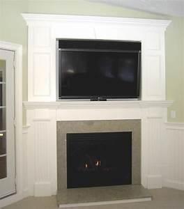 Corner, Fireplace, Ideas