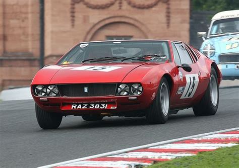 67 Best Images About De Tomaso In Race On Pinterest