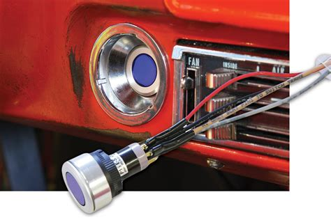 Flaming Rivers Keyless Ignition System Custom Classic