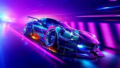 4k Heat Corvette Speed Need Chevrolet Wallpapers