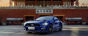 Ford Taught Chinese To Its Sync 3 System, Even The Mustang Understands It - autoevolution