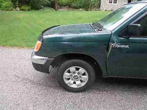 2000 Nissan Frontier Manual Transmission For Sale