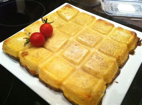 quiche sans pate thon tomates cerises et basilic