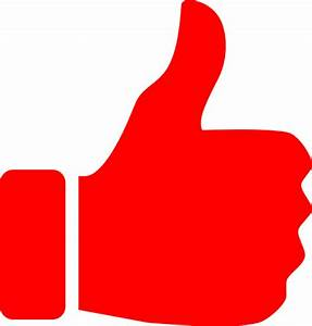 Thumbs Up Png Thumbs Up Sign Emoji Free Clipart #7807