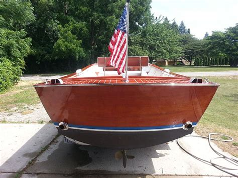 Dory Boats For Sale by Chris Craft Dory Port Carling Boats Antique Classic